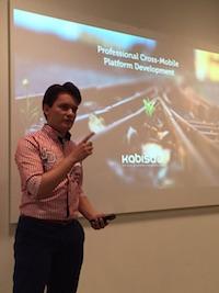 Etienne van Delden – Professional Cross-Mobile Platform development.